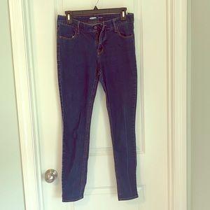 2/30$ Gap super skinny jeans